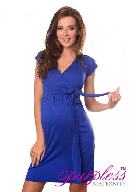 a3b47f637437 Tehotenské šaty - skladom- Tehotenské oblečenie