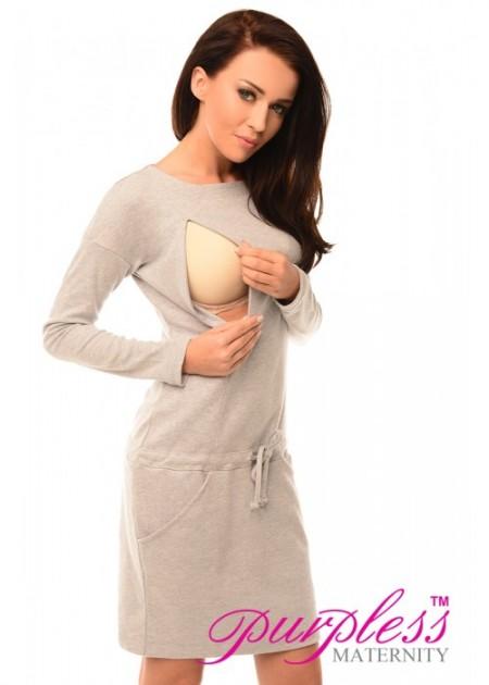 Oblečenie na dojčenie - Tehotenské oblečenie 9d1809d4306