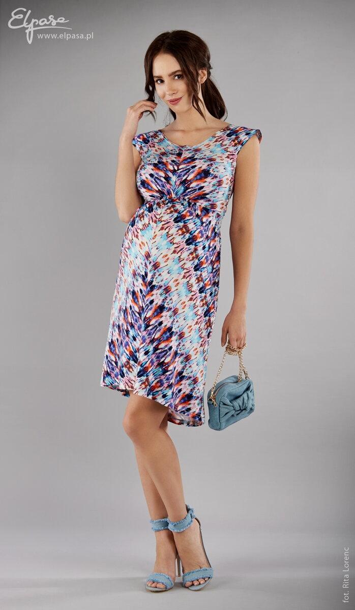 af5c2c6bc7dd Tehotenské šaty Estelle - Tehotenské oblečenie