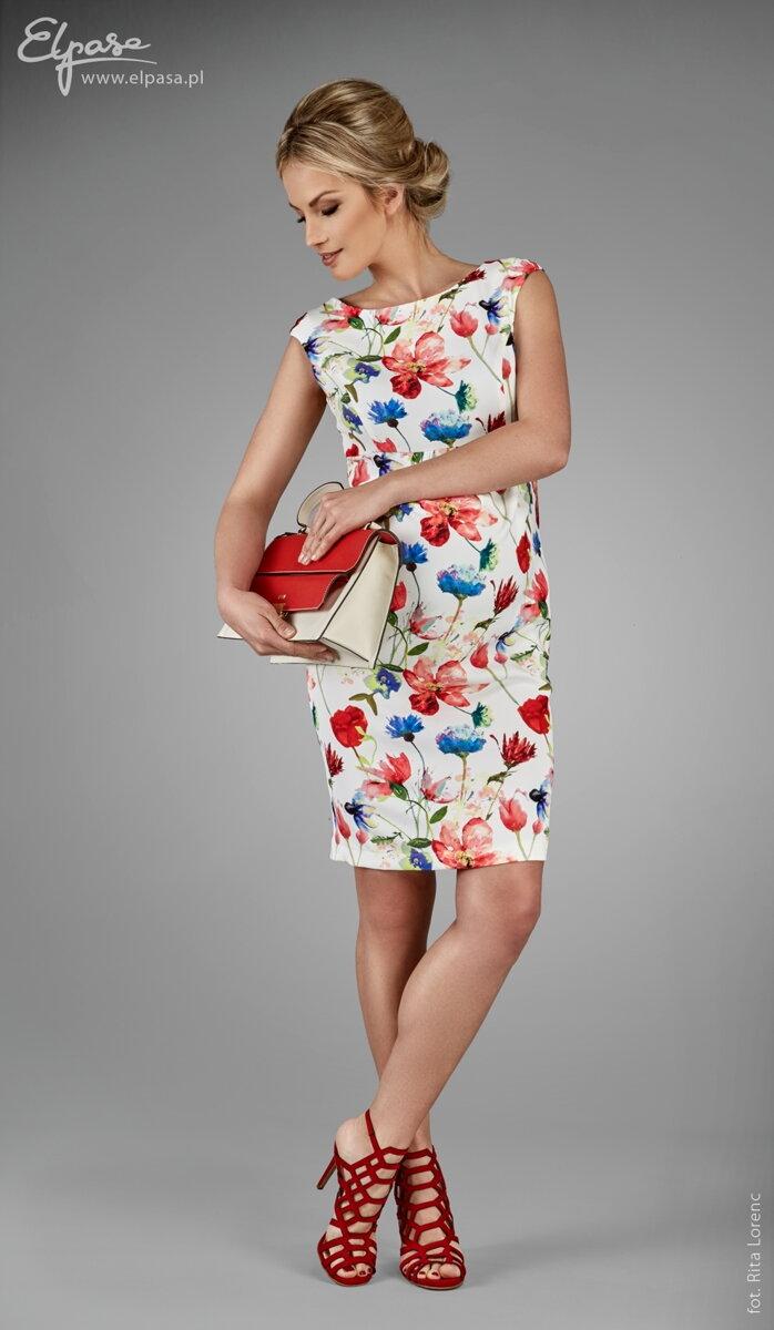 Tehotenské šaty Evelina - Tehotenské oblečenie 2d2d78bc2ae