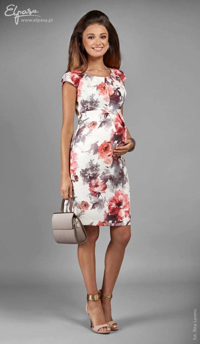 cec8e2a1b80f Tehotenské šaty Gardenia - Tehotenské oblečenie