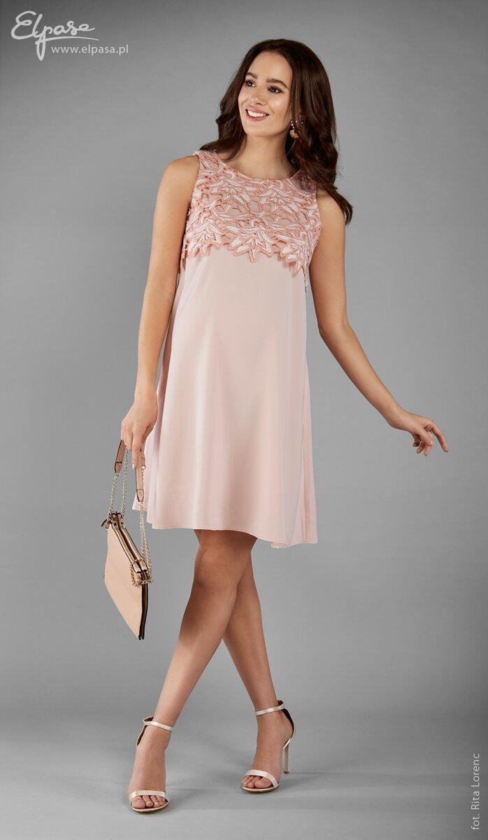 dac564f095cd Tehotenské šaty Ines - Tehotenské oblečenie