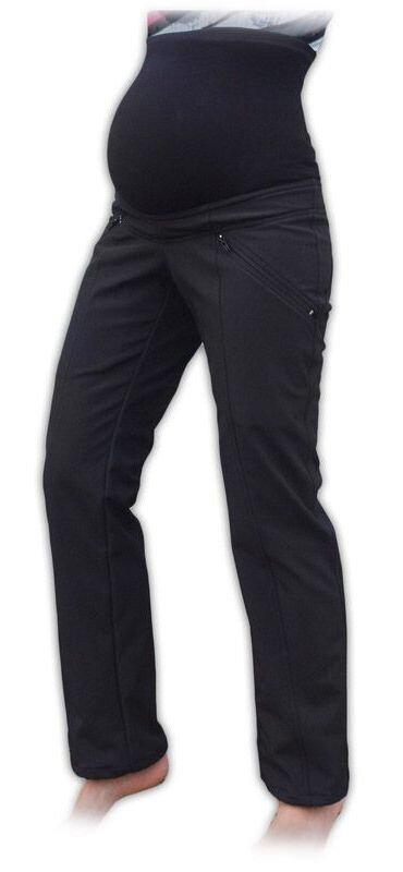 f3f78e8cf858 Tehotenské softshellové nohavice - Tehotenské oblečenie