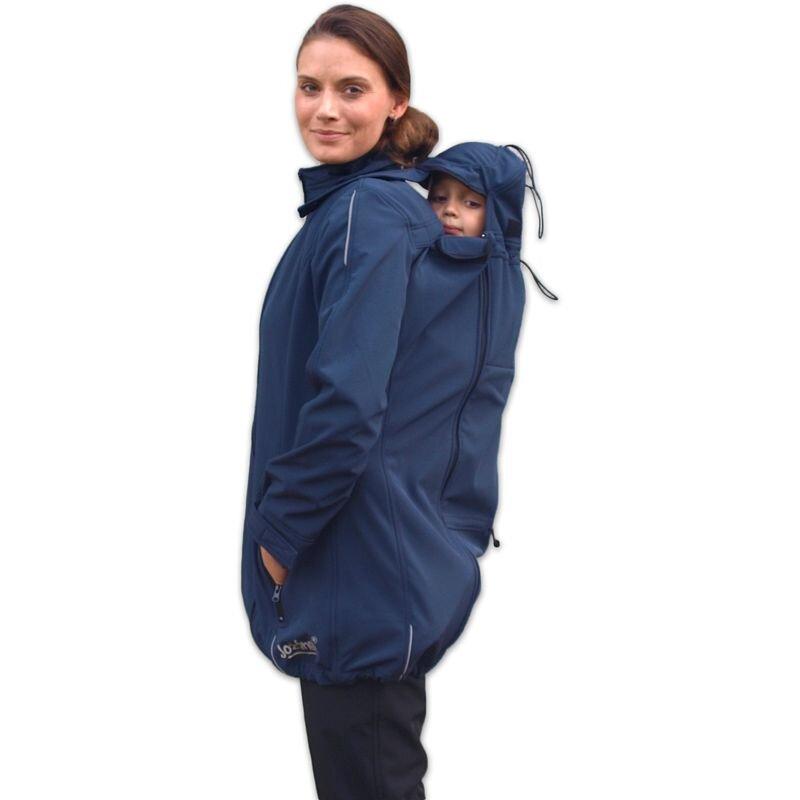 Sandra - Softshellová bunda pre tehotné a nosiace ženy a34435b708f
