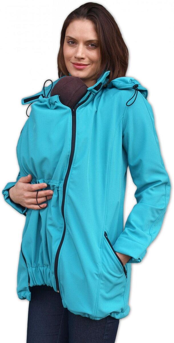 Stella 2 - Softshellová bunda pre tehotné a nosiace ženy 7a1c92ae188
