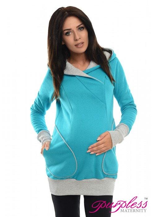 932526ec43 Tehotenské svetre a mikiny - Tehotenská