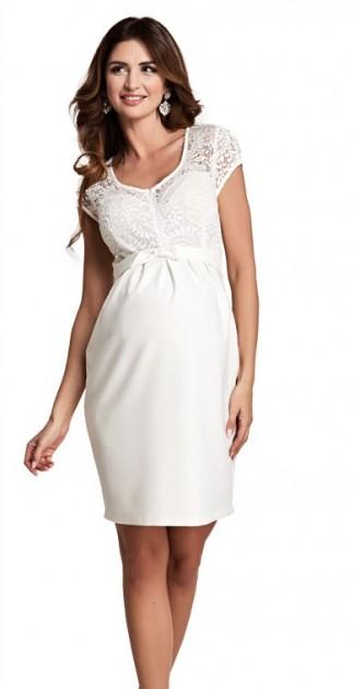 2ccb6179d5 Tehotenské spoločenské šaty - Tehotenské oblečenie