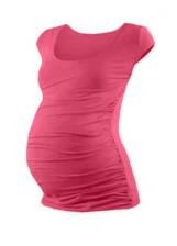9132a3c03cd4 Tehotenské tričká krátky rukáv Tehotenské tričká a tuniky - Tehotenské  tričká s krátkym rukávom - Tehotenské oblečenie