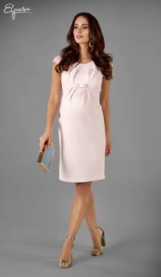 61ffae9c5997 Tehotenské elegantné šaty Elpasa - Tehotenské oblečenie