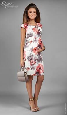 6b23e942d864 Tehotenské šaty Gardenia v.S
