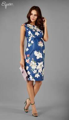 dc5c0fa6b1 Tehotenské spoločenské šaty - Tehotenské oblečenie