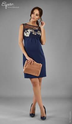467eafd38753 Tehotenské elegantné šaty Elpasa - Tehotenské oblečenie