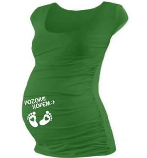 b57335776554 Vtipné tehotenské tričká Jožánek - Tehotenské oblečenie
