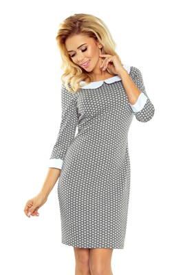 Dámske biznis šaty Numoco Sonia - Tehotenské oblečenie 10ebc3424fc