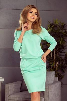 f6a3565f19c9 Dámske šaty Numoco Mona - Tehotenské oblečenie