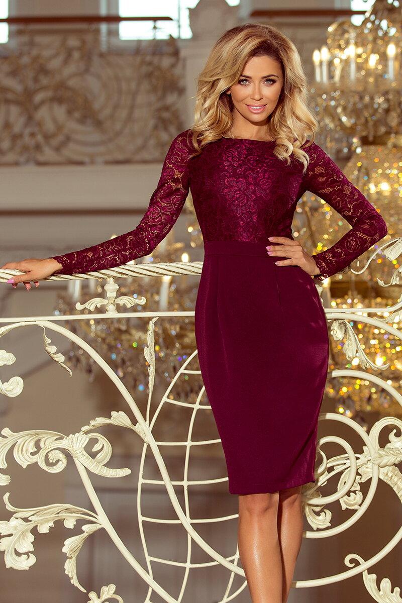 Dámske spoločenské šaty Numoco Emma 0c8934847c5